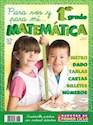 MATEMATICA 1 EDIBA (PARA VOS Y PARA MI) EPB 1 MAESTRA D  E PRIMER CICLO
