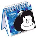 MAFALDA CALENDARIO 2013 (CARTONE ANILLADO) (ESCRITORIO)