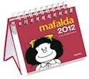 MAFALDA 2012 CALENDARIO (ROJO) (CARTONE ANILLADO)