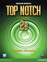 Libro TOP NOTCH 2B WITH ACTIVEBOOK (C/CD ROM) (SECOND EDITION)
