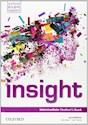 INSIGHT INTERMEDIATE (STUDENT'S BOOK) (OXFORD EXAM SUPPORT)