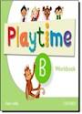 PLAYTIME B WORKBOOK OXFORD