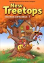 NEW TREETOPS 1 CLASS BOOK AND WORKBOOK (RUSTICA)
