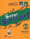 Libro SUPER SURPRISE 2 CLASS BOOK