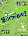 SUPER SURPRISE 5 ACTIVITY BOOK (WITH MULTIROM)