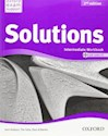 SOLUTIONS INTERMEDIATE WORKBOOK (WITH AUDIO CD) (2ND EDITION)