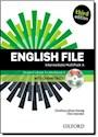 ENGLISH FILE INTERMEDIATE (MULTIPACK A) (WITH ONLINE SKILLS) (ITUTOR) (3 EDICION)