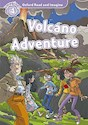 VOLCANO ADVENTURE  (OXFORD READ AND IMAGINE LEVEL 4) (WITH CD INSIDE) (RUSTICA)