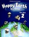 HAPPY EARTH 2 CLASS BOOK (NEW EDITION)