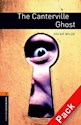 Libro CANTERVILLE GHOST (OXFORD BOOKWORMS 2) (CD INSIDE)