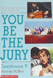 Libro YOU BE THE JURY