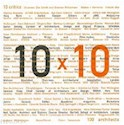 10 X 10 (RUSTICO)