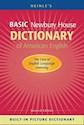 BASIC NEWBURY HOUSE DICTIONARY OF AMERICAN ENGLISH