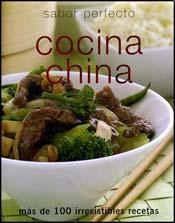 Libro COCINA CHINA