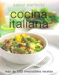 Libro COCINA ITALIANA. MAS DE 100 IRRESISTIBLES RECETAS
