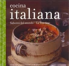 Libro COCINA ITALIANA