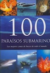 Libro 100 PARAISOS SUBMARINOS