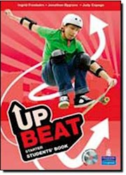 Libro UPBEAT STARTER STUDENT'S BOOK (CON CD)