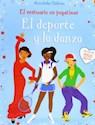 Libro DEPORTE Y LA DANZA (VESTUARIO EN PEGATINAS)
