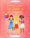 Libro FIESTAS Y DE COMPRAS (EL VESTUARIO EN PEGATINAS) (CON MAS DE 700 PEGATINAS)