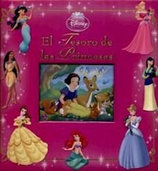 Libro TESORO DE LAS PRINCESAS, EL