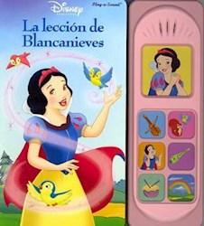 Libro LECCION DE BLANCANIEVES, LA