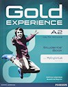 GOLD EXPERIENCE A2 STUDENTS' BOOK KEY FOR SCHOOLS (WITH  MY ENGLISH LAB)