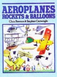 Libro AEROPLANES, ROCKETS AND BALLOONS