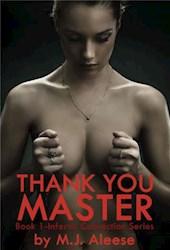 Libro Thank You, Master