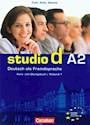 STUDIO D A2 DEUTSCH ALS FREMDSPRACHE KURS UND UBUNGSBUCH TEILBAND 1