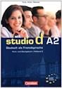 STUDIO D A2 DEUTSCH ALS FREMDSPRACHE KURS UND UBUNGSBUCH TEILBAND 2