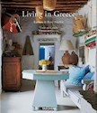 LIVING IN GREECE (TRILINGUE) (25 ANIVERSARIO) (CARTONE)