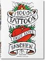 1000 TATTOOS (BIBLIOTHECA UNIVERSALIS) (CARTONE)