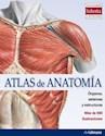 ATLAS DE ANATOMIA ORGANOS SISTEMAS Y ESTRUCTURAS MAS DE  600 ILUSTRACIONES (CARTONE)