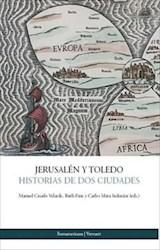 Libro Jerusalén y Toledo. Historias de dos ciudades