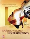 ANALISIS Y DISEÃ'O DE EXPERIMENTOS (3 EDICION)