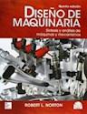 DISEÑO DE MAQUINARIA SINTESIS Y ANALISIS DE MAQUINAS Y  MECANISMOS (5 EDICION)