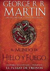 Libro MUNDO DE HIELO Y FUEGO, EL