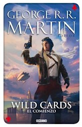 Libro WILD CARDS - EL COMIENZO