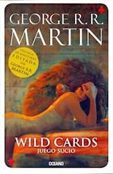 Libro WILD CARDS, JUEGO SUCIO