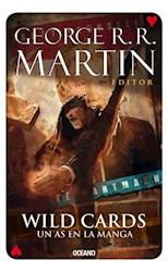 Libro WILD CARDS 6 - UN AS EN LA MANGA