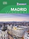 MADRID WEEK-END (GUIA VERDE CON PLANO DESPLEGABLE) (MICHELIN 2016) (BOLSILLO) (RUSTICA)