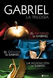 Libro Gabriel, la trilogía (pack)