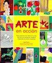 ARTE EN ACCION PARA ACERCAR A LOS NIÑOS AL MUNDO DEL AR  TE CON PROYECTOS CREATIVOS INSPIRAD