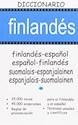 DICCIONARIO (FINLANDES/ESPAÑOL) (ESPAÑOL/FINLANDES) (CA  RTONE)