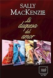 Libro La duquesa del amor (serie de 4 libros)