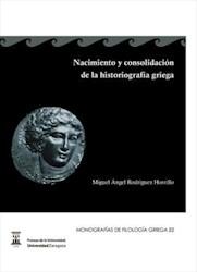 Libro Nacimiento y consolidación de la historiografía griega