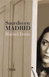 Libro Sucedió en Madrid
