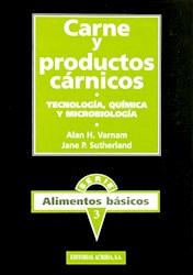 CARNE Y PRODUCTOS CARNICOS TECNOLOGIA QUIMICA Y MICROBIOLOGIA (SERIE ALIMENTOS BASICOS 3)