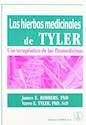 HIERBAS MEDICINALES DE TYLER USO TERAPEUTICO DE LAS FITOMEDICINAS (RUSTICO)